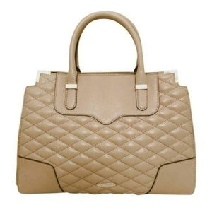 """SOLD* Rebecca Minkoff Quilted Amorous Satchel"